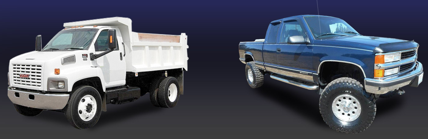 trucks northwest home page image